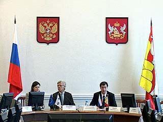 Представители ОБСЕ прибыли в Воронеж с дружественным визитом