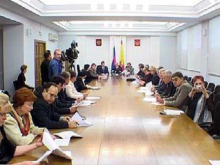 Представители политических партий подписали Общественный договор
