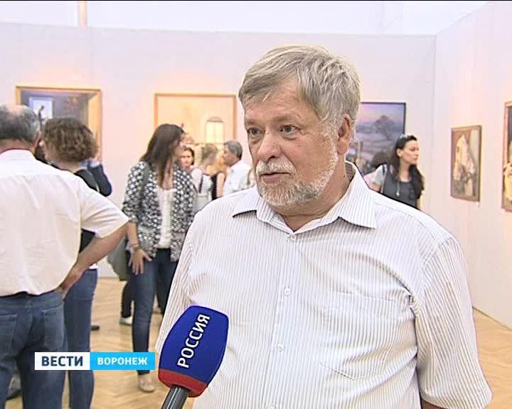 Выпускники Воронежского художественного училища 2015 года покорили своих преподавателей