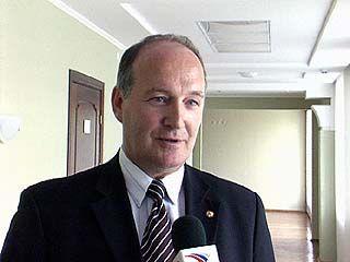 Президентом Федерации воронежского волейбола был избран Павел Кораблев