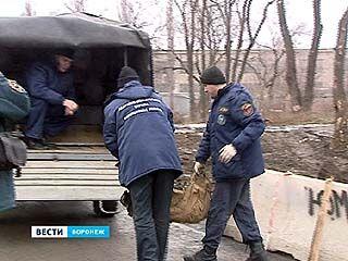 При строительстве дороги в Воронеже нашли авиабомбу