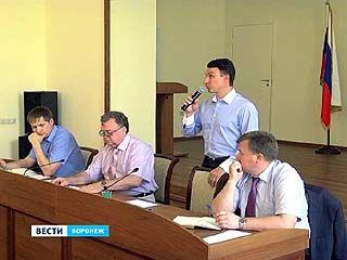 Прием граждан провел исполняющий обязанности мэра Геннадий Чернушкин