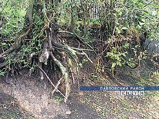 Природные аномалии в Воронежской области уже не редкость