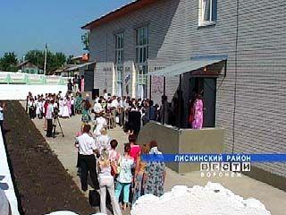 Пристройка к школе появилась в Залужном