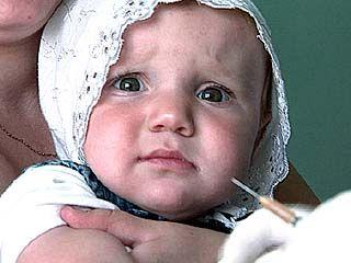 """Прививку от гепатита """"Б"""" сделали около 300 000 человек"""