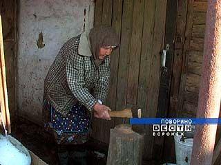 Проблема газификации в Поворино остается острой