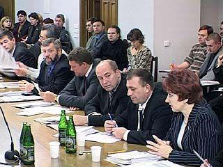 Проблемам ЖКХ депутаты уделили особое внимание