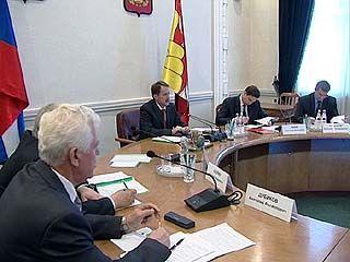 Проблемы агропромышленного комплекса обсуждали в Воронеже