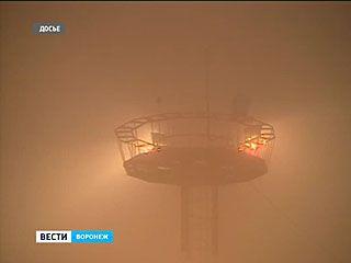 Проблемы из-за погоды и в Воронежском аэропорту