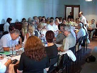 Проблемы книгоиздательства обсудили в Воронеже