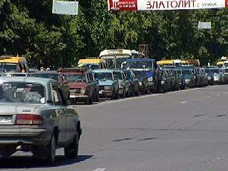 Пробок в направлении Северного района Воронежа станет меньше