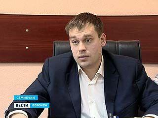 Продолжается скандал вокруг мэра города Семилуки