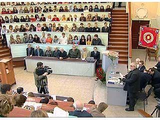 Проходит 3-я всероссийская Бурденковская научная конференция