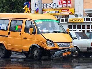Произошло очередное ДТП на перекрёстке Плехановской и Кольцовской
