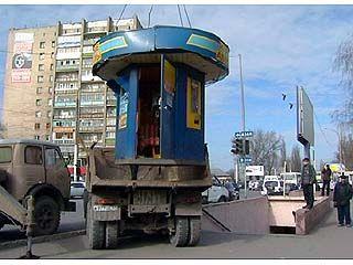 """Прокуратура проверит законность сноса """"ромашек"""""""