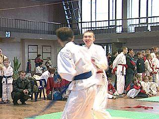 Прошел чемпионат и первенство ЦФО по каратэ-до фудокан