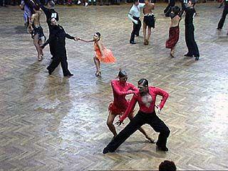 Прошел межрегиональный турнир по спортивным танцам