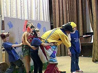 Прошел первый фестиваль кукольных театров малых форм
