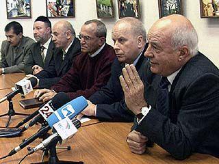 Прошла пресс-конференция по вопросам российско-грузинского конфликта
