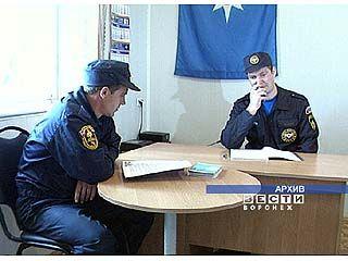 Прошли первые учения газоспасательного отряда ПСС