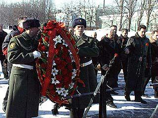 Прошли торжества в честь Дня защитника Отечества