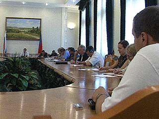 """Прошло совещание, посвященное реализации проекта """"Развитие АПК"""""""