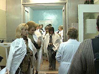 """Прошло заседание президиума Ассоциации """"1000-коечная больница"""""""