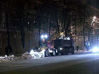 Проспект Революции перекроют, чтобы убрать снег