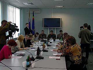 Пройдёт пресс-конференция Алексея Гаршина