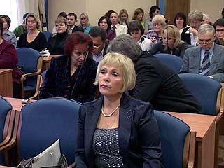 Публичные слушания бюджета в Городской думе длились больше часа