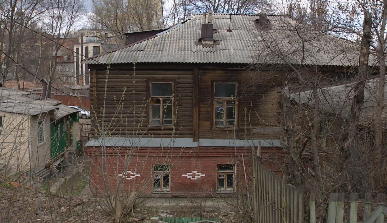 Воронежские активисты защищают редкий дом, переживший войну