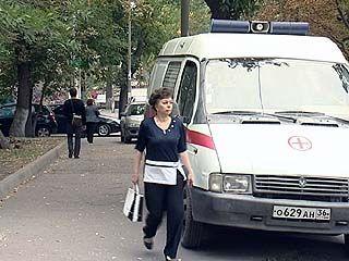 Пьяный оперативник в Воронеже вылетел на тротуар и сбил четверых людей