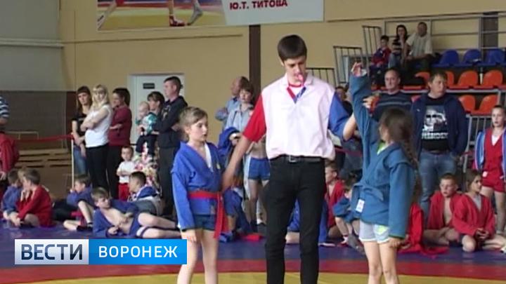 В Таловском районе уроки самбо введут в обязательную школьную программу