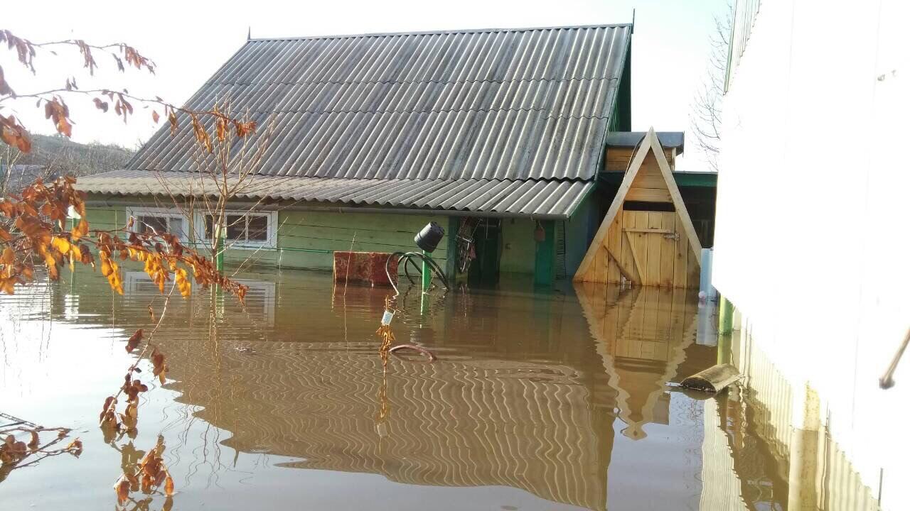 ВВоронежской области затопленными оказались уже 8 населённых пунктов