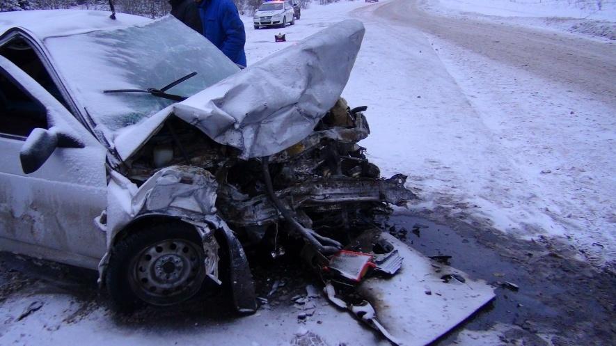 В Воронежской области в ДТП пострадали двое детей и четверо взрослых