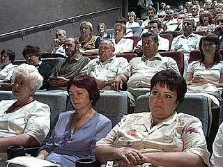 Работники культуры и искусства провели встречу