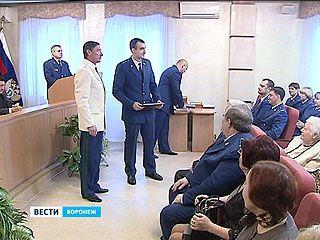 Работники прокуратуры получили награды в свой профессиональный праздник