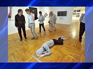 Работу воронежского художника удалили из экспозиции Третьяковской галереи