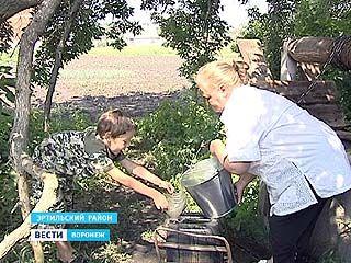 Расходы по ремонту водопровода в Старом Эртиле должны взять на себя жители поселка
