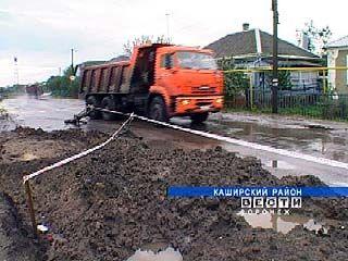 """Расширение трассы """"Дон"""" доставляет неудобства жителям Колодезного"""