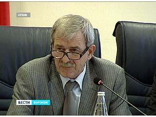 Расследование дела экс-председателя Воронежской городской думы завершено