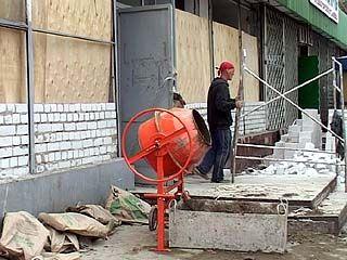 Разработан план благоустройства двора, пострадавшего от взрыва