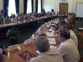 Реализацию президентских инициатив обсудили в Воронеже