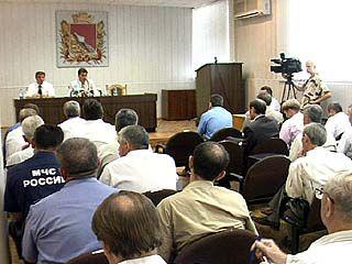 Реформу ЖКХ обсудили в мэрии
