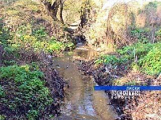 Река Тормосовка находится под угрозой исчезновения