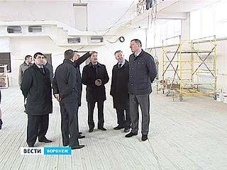 Реконструкцию спортшколы имени Штукмана планируют завершить до августа