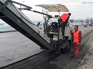 Ремонт дорожного покрытия завершен на 20 улицах из 118