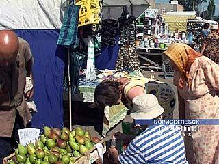 Реорганизация торговли в Борисоглебске остается под вопросом