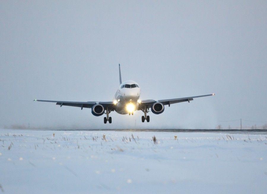 Рейс «Воронеж-Москва» – очередной неудачный вылет самолёта CRJ-200