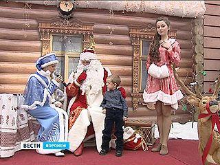 """Резиденция Деда Мороза открылась в """"Центре Галереи Чижова"""""""